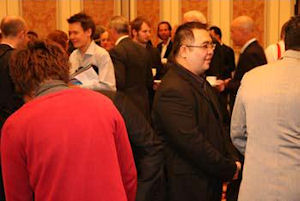 Networking - a crucial part of doing business