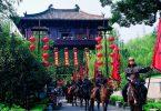 Dongcheng's theme park in Hangzhou