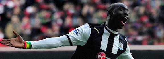 Papiss Cissé is essential to Newcastle's plans this season