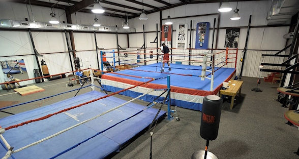 The George Foreman Youth and Community Center