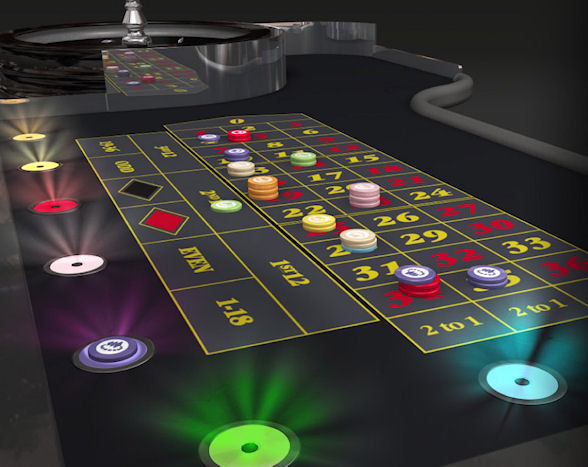 TCS Huxley's SuperNova tables are the latest in cutting edge technology