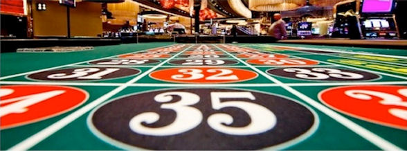 Roulette 35 numbers