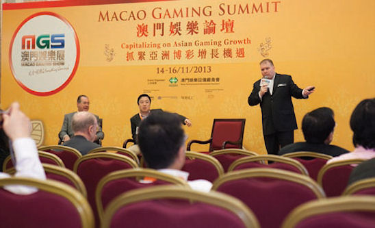 The Macao Gaming Summit offered a range of speakers from Macau and 10 other countries