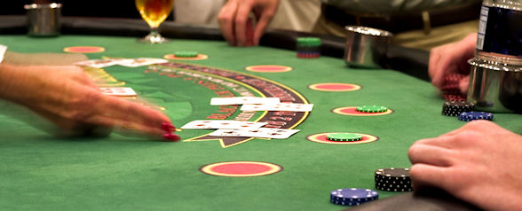 Blackjack: The concept of expected value |