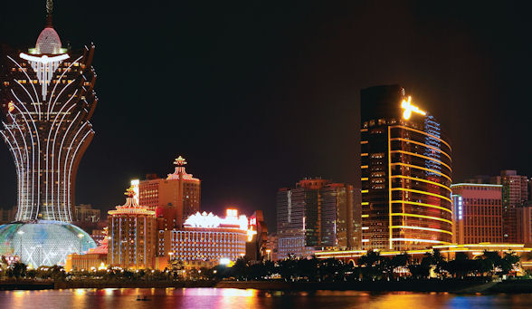 Phil Ivey calls Macau home for up to four months a year