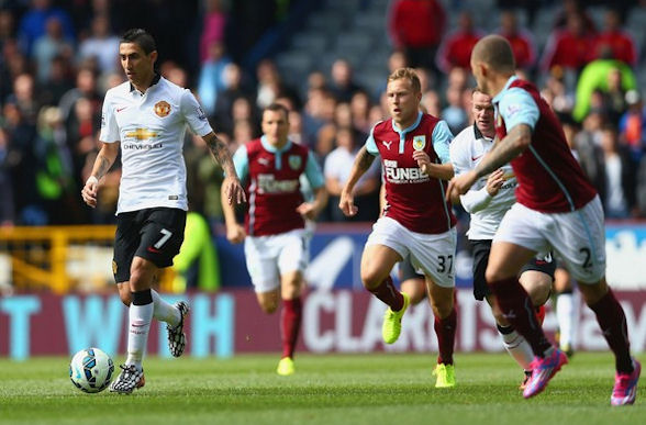 Will Angel Di Maria be the man to turn United's fortunes around?
