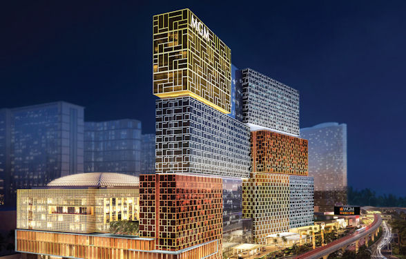 [b]MGM Cotai is due to open in late 2016[/b]