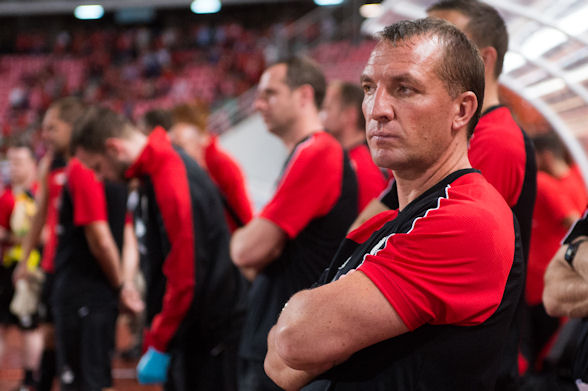 [b]Liverpool were playing stale football under former manager Brendan Rodgers[/b]